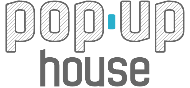logo popup house