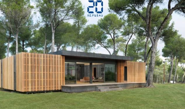 l'actualité des maisons ossature bois popup house | popup house