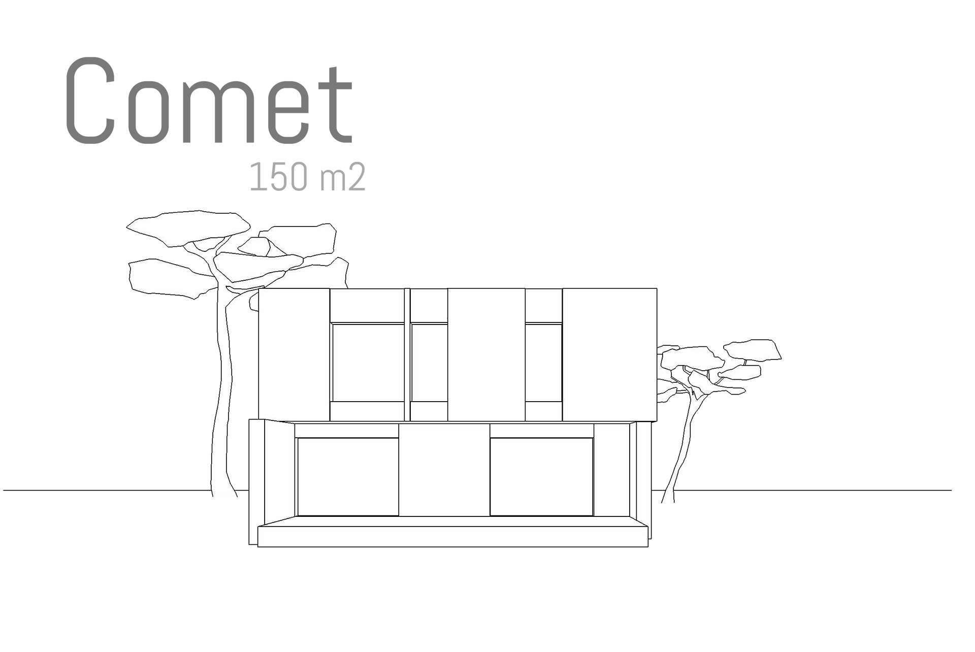 comet popup house. Black Bedroom Furniture Sets. Home Design Ideas