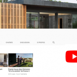 Chaîne youtube popup house