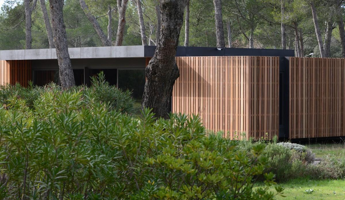 Construction Aix En Provence 130m² house in aix-en-provence - popup house