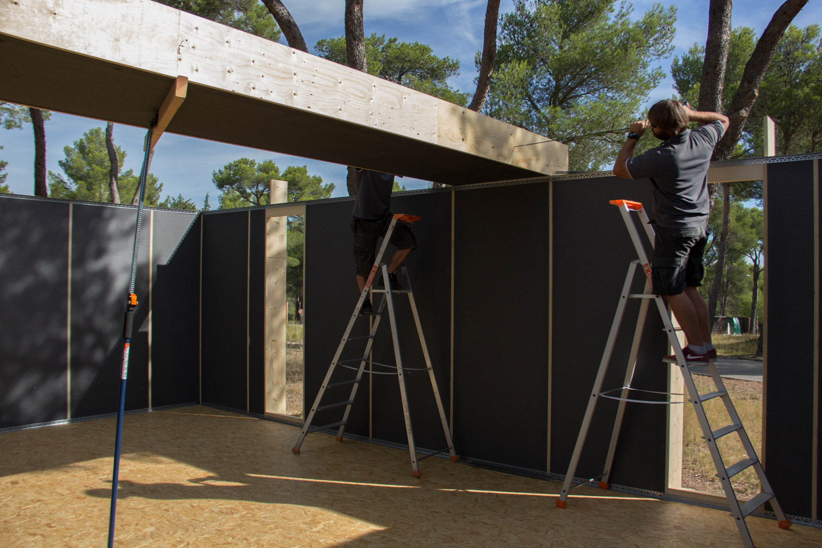 Multipod Studio Pop Up House 130m 178 House In Aix En Provence Popup House
