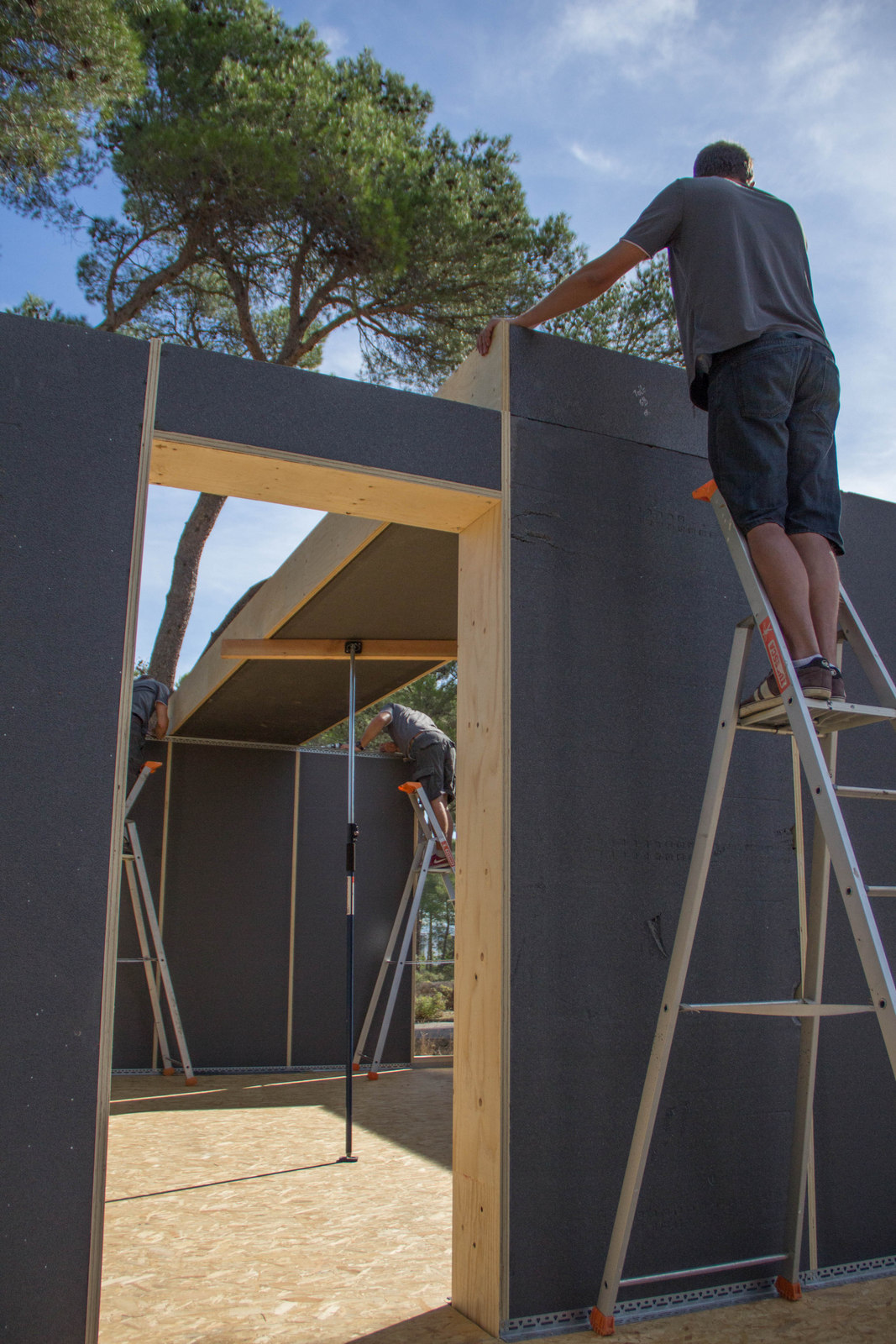 130m House In Aix En Provence Popup House