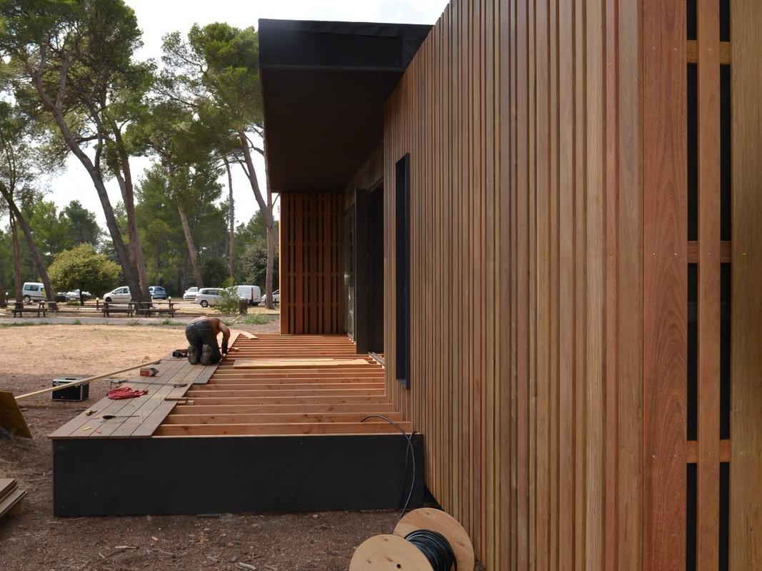 maison 130m aix en provence popup house. Black Bedroom Furniture Sets. Home Design Ideas