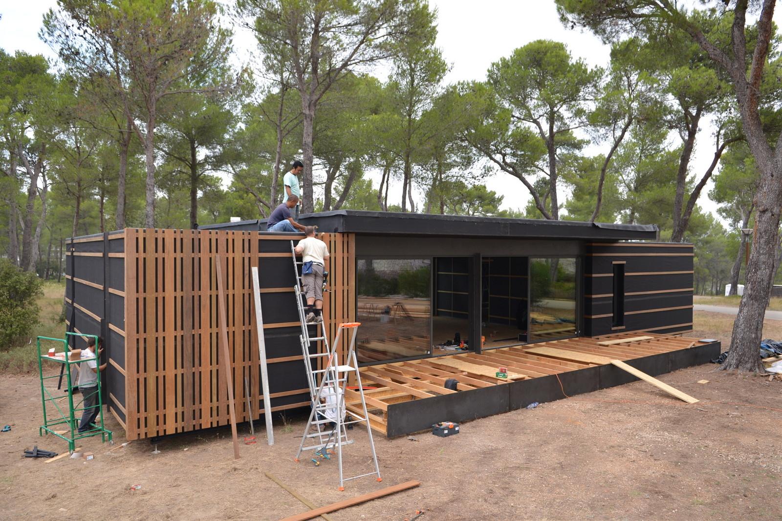 Finest Maison Bois A Monter Soi Meme Des Piscines Monter Soimme With Construire  Sa Maison Bois Soi Meme With Maison Bois A Monter Soi Meme With Construire  ...