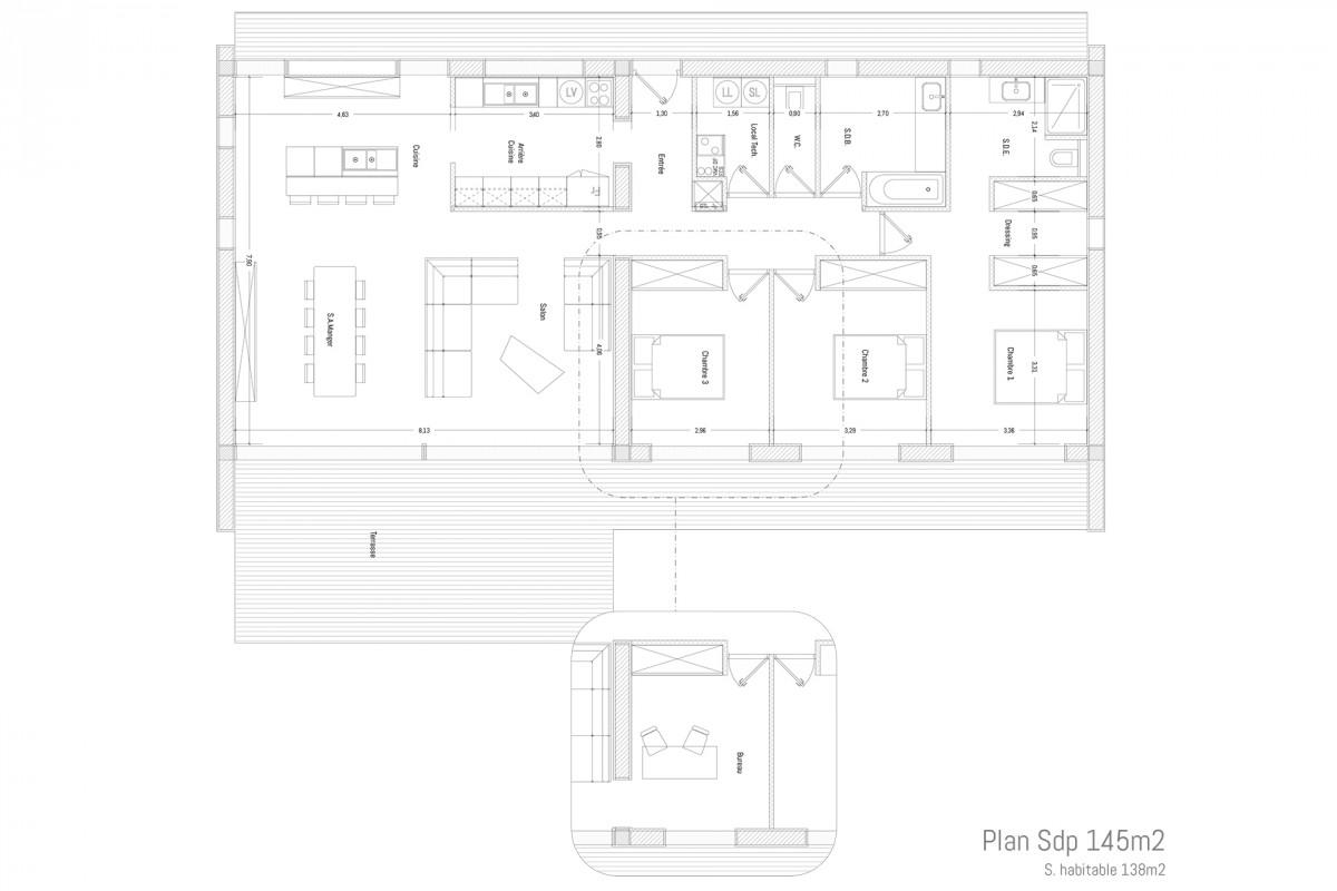popup house collection quartz model. Black Bedroom Furniture Sets. Home Design Ideas