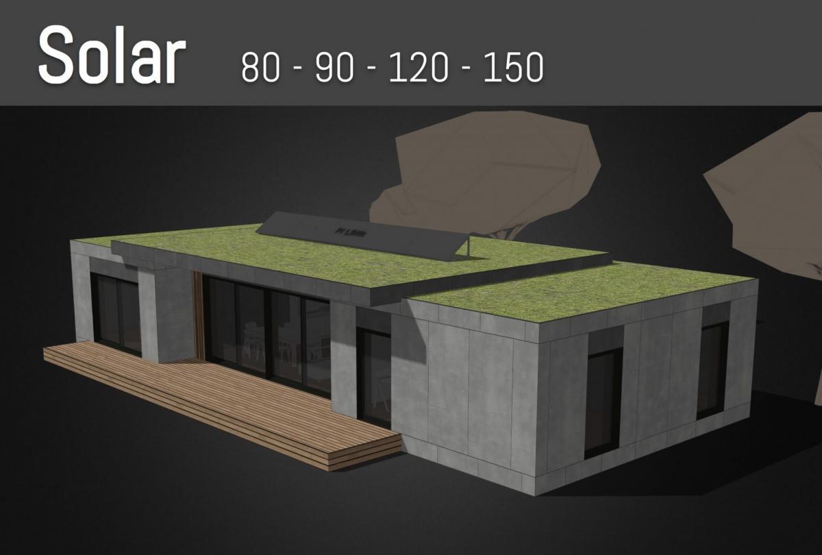 100 Remarquable Idées Pop Up House Solar