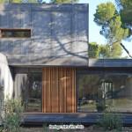 Bardage mixte Viroc bois : maison bois sur-mesure