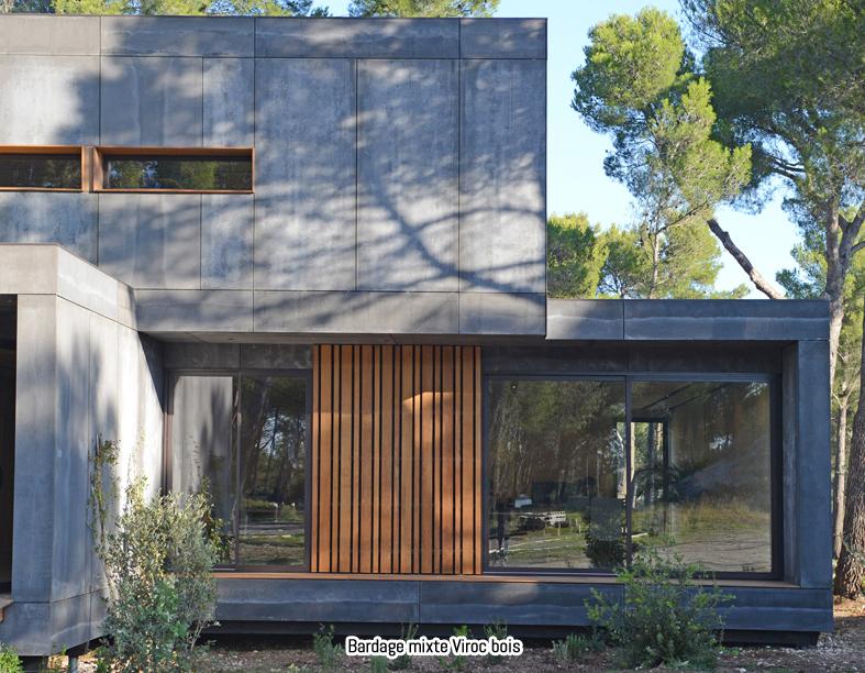 Custom Designed Popup House Exterior Finishings