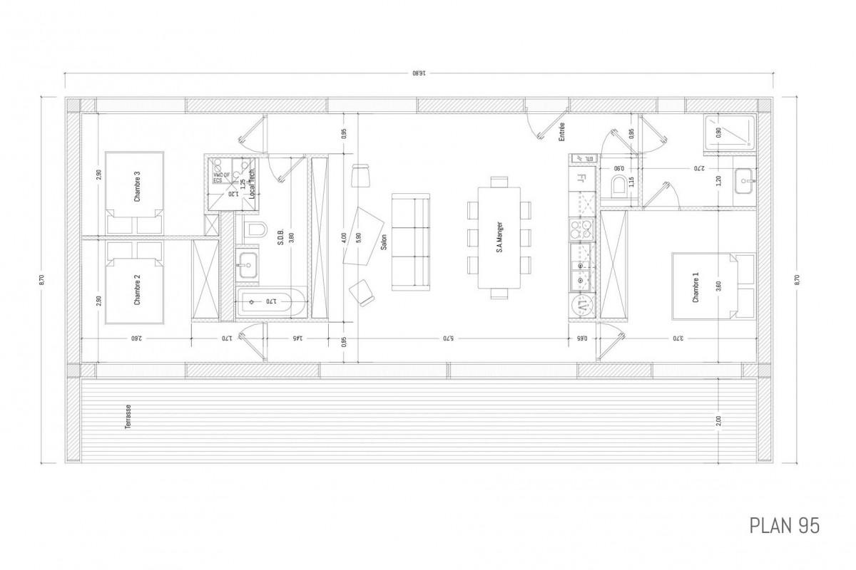 collection maisons popup house mod le pure. Black Bedroom Furniture Sets. Home Design Ideas