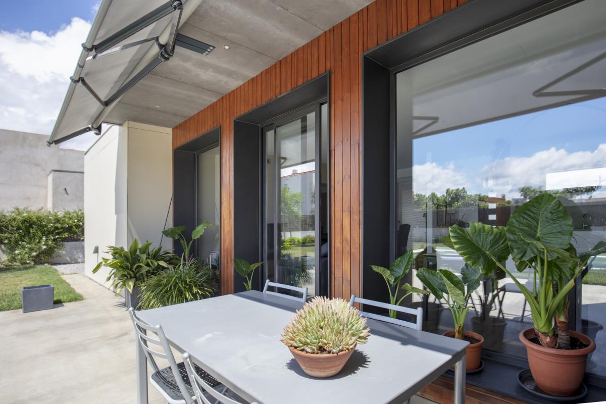 terrasse maison design de charme en espagne