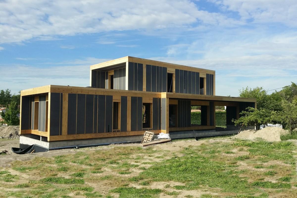 Maison passive Bouches du Rhône
