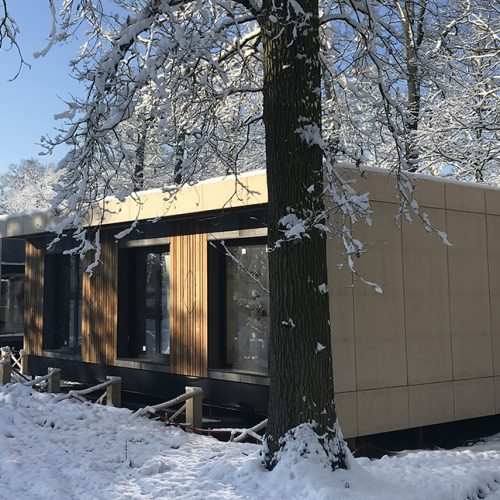 pop up house 260ma in parisian region designs