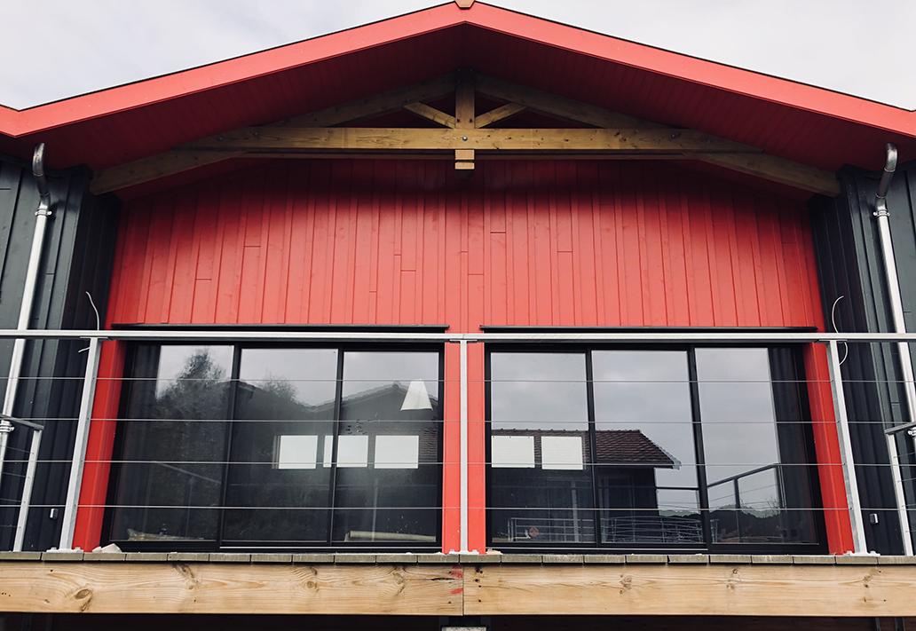 maison bois design arcachon