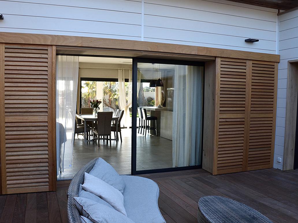 maison bois energie positive design popup