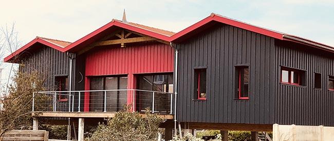 maison bois innovante arcachon