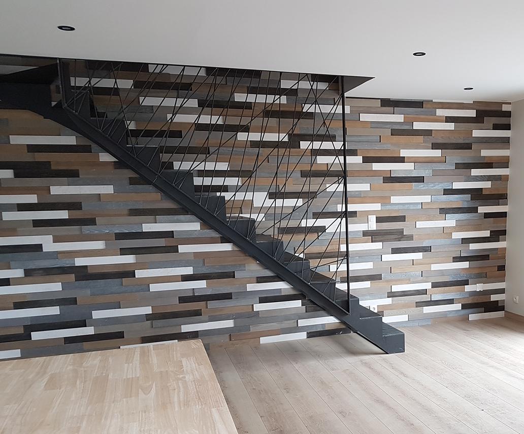 Maison 95 m dans le pays de la loire popup house for Constructeur maison en bois 95