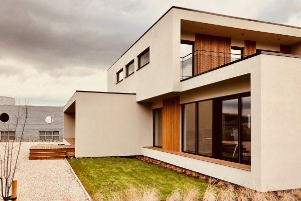 bureau ossature bois design belgique
