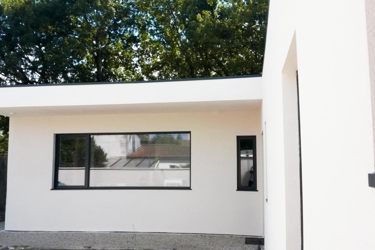 design wooden frame house la rochelle popup house