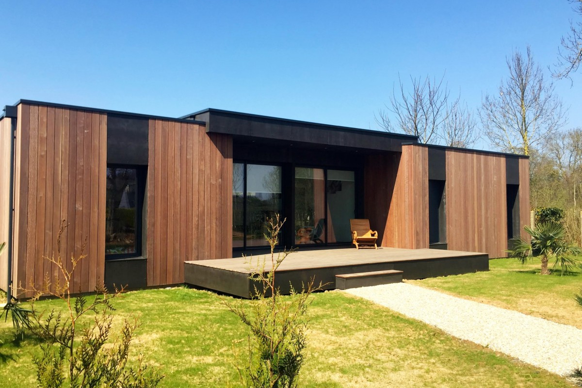 110 m² House in Normandy - PopUp House