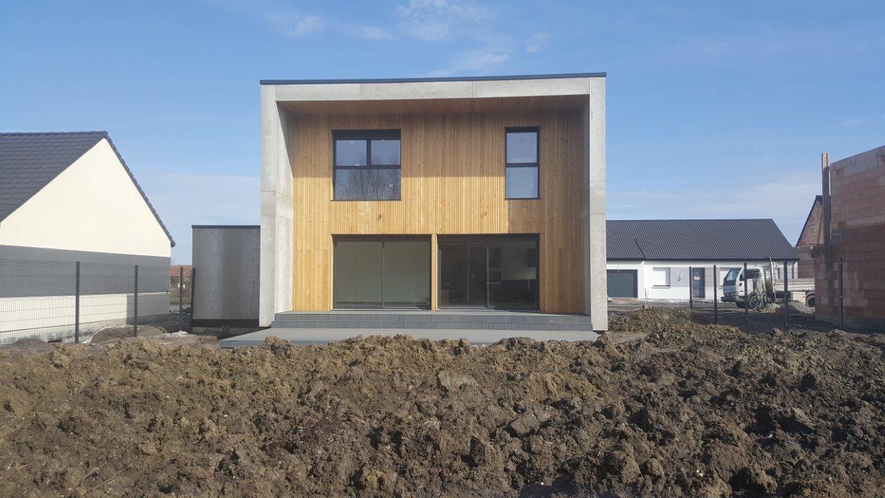 Maison 105m Dans Le Pas De Calais Popup House