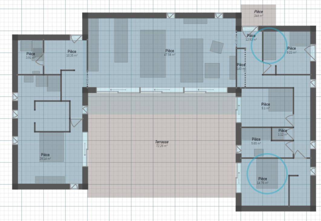 Plan De Maison Un Modele De Maison Adaptable 12