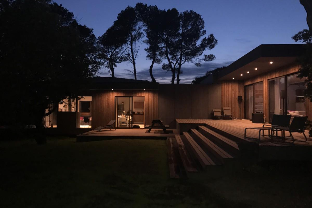 Maison boisBouches du Rhône