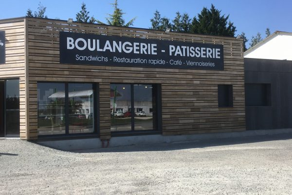 commerce boulangerie ossature popup house