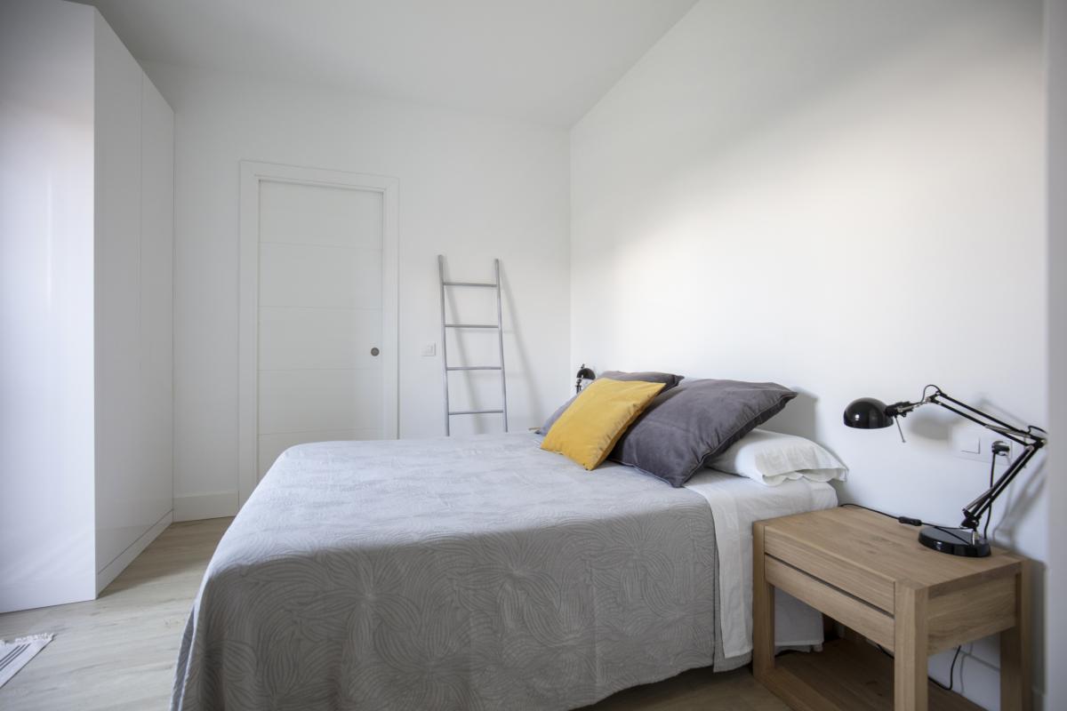 chambre parentale #2 maison passive moderne en bois costa brava