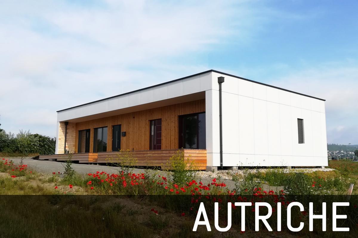 PopUp-House en Autriche