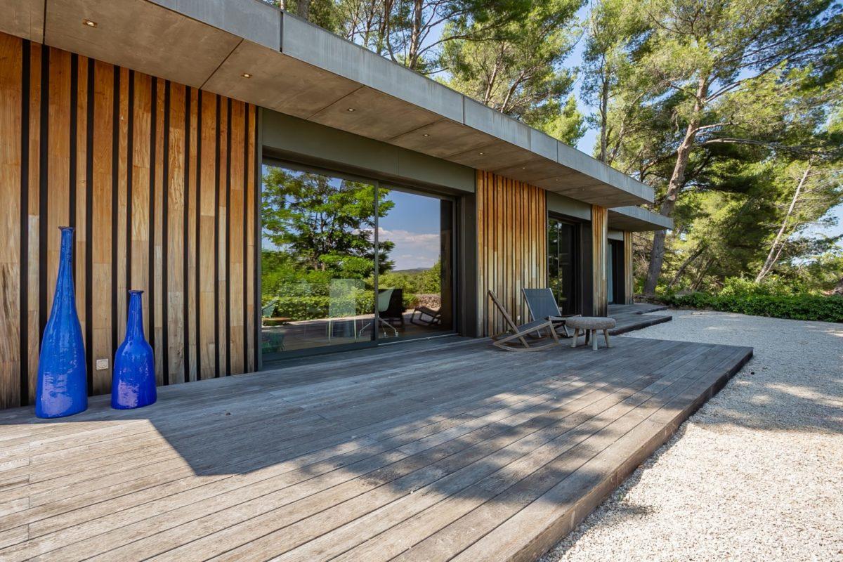 Maison haut de gamme de 103m² de plein pied à Aix-en-Provence